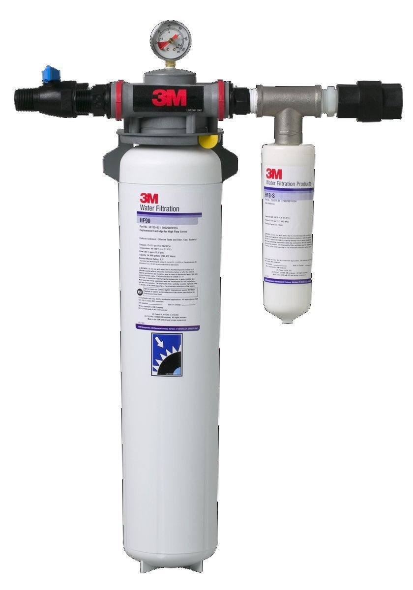 3M Purification-Food Service DP190 5624301 High Flow Series Filter System, Water Filtration Products