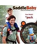 Porte bébé SADDLEBABY attache cheville Pack avec sac à dos
