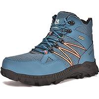 SUADEX Zapatos de Seguridad Hombre Mujer Bota de Seguridad Ligero Zapatillas de Seguridad Hombre Trabajo Zapatos de…
