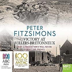 Victory at Villers-Bretonneux