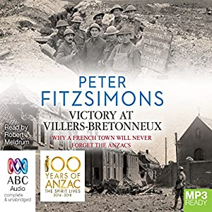 Victory at Villers-Bretonneux Audiobook