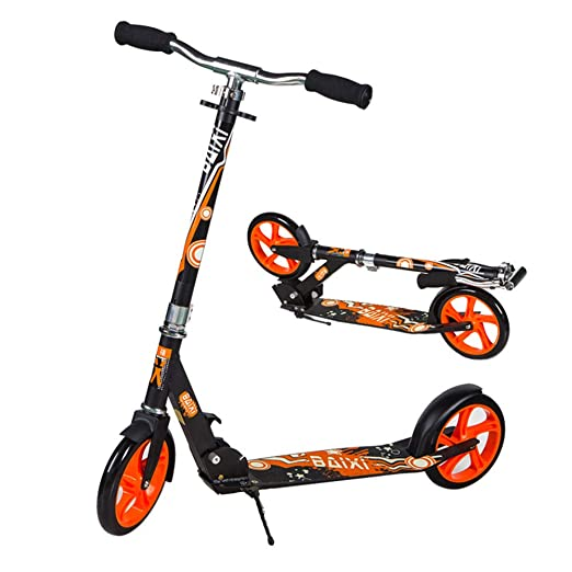 Scooters Adultos - Kick Scooter , Diseño Plegable, Freno De ...