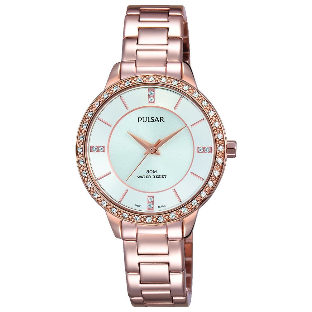 [女性用腕時計]Pulsar Womens Watch PH8220X1[並行輸入品] B01J9GJHBS