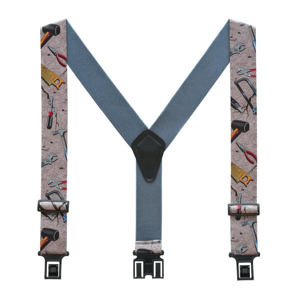 Handyman Carpenter Suspenders by Perry (Regular)
