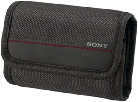 Sony LCS-TWJ Camera Case for W//T Series Cyber-Shot Cameras Violet