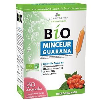 produit minceur guarana