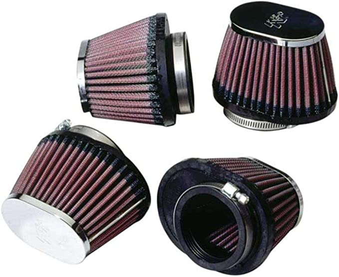 K/&N Filters 08698 Car and Motorcycle Rubber Hose 3-1//2 x 2-inch