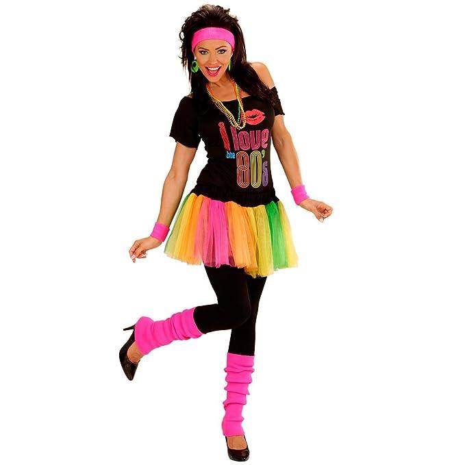80er Jahre Damengürtel Neon Damen Gürtel Frauengürtel Accessoire Mode Kostüm