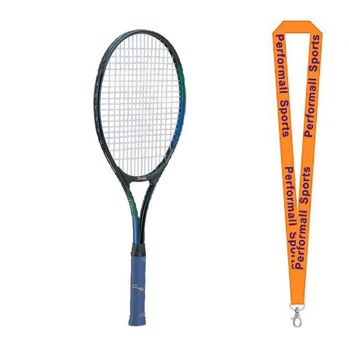 ChampionスポーツOversizeヘッドテニスラケットブラック/ブルーwith B01FSZ6BL8 1 performall 1p Lanyard atr40 performall – 1p B01FSZ6BL8, 大多喜町:c39c3945 --- cgt-tbc.fr