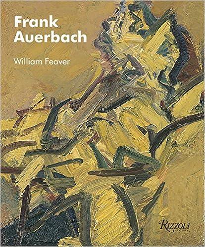 frank auerbach recent works