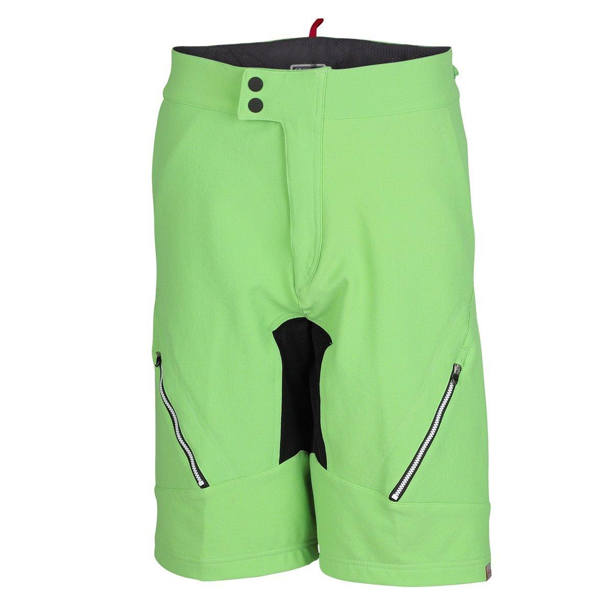 Protective Pantalón corto para hombre, talla L, color verde 211063