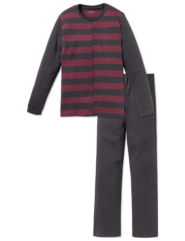 Schiesser Jungen Rebel Anzug Lang Zweiteiliger Schlafanzug