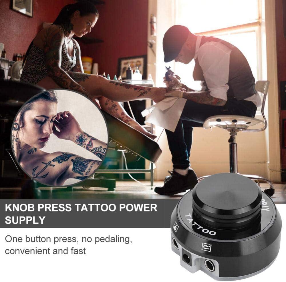 Fuente de alimentación crítica profesional del átomo del tatuaje ...