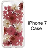 For iPhone 7 Case, HP95(TM) Fashion Floral Pattern TPU Case Gel Cover Soft Back Case For Iphone7 4.7Inch (C)