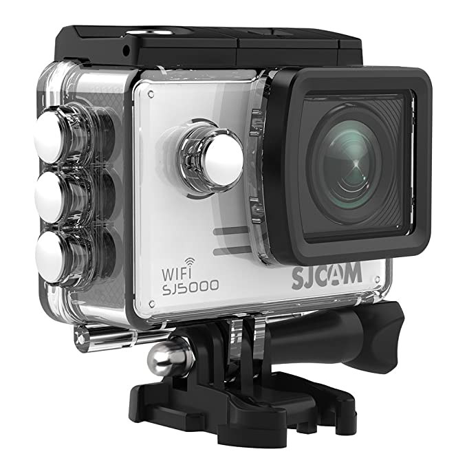 SJCAM SJ5000 WIFI Action Camera 14MP 1080p Ultra HD Waterproof Underwater Camera Large Screen Wide Angle Sports DV Camcorder for Diving Swimming Surfi