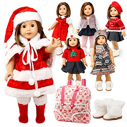 - Oct17 Doll Clothes for American Girl 18