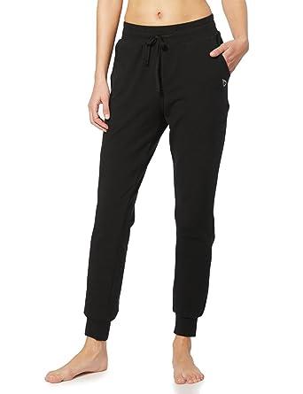 9a4283c37 Baleaf Women's Active Yoga Lounge Sweat Pants with Pockets Black Size XS