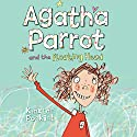 Agatha Parrot and the Floating Head Audiobook by Kjartan Poskitt Narrated by Emma Weaver