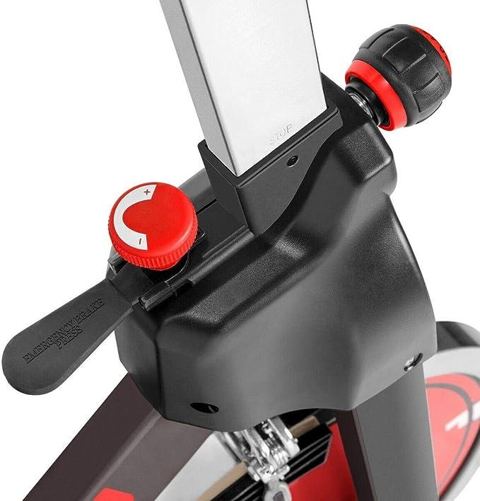 morocca Bicicleta Spinning BESP-22 ergonomica Regulable Volante inercia 24kg -FITFIU: Amazon.es: Deportes y aire libre