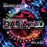 Damaged Red Alert Back 2 Back Edition by Jordan Suckley (2016-08-03)