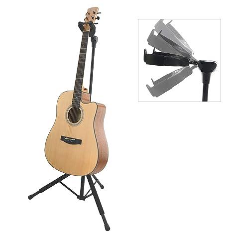 Sevinia - Soporte de guitarra para guitarra acústica eléctrica ...