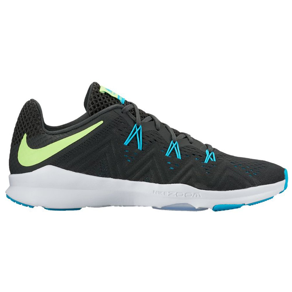 NIKE Women's Zoom Condition TR Cross Trainer B01LPQ4WRY 9 B(M) US|Anthracite/Ghost Green/Chlorine Blue