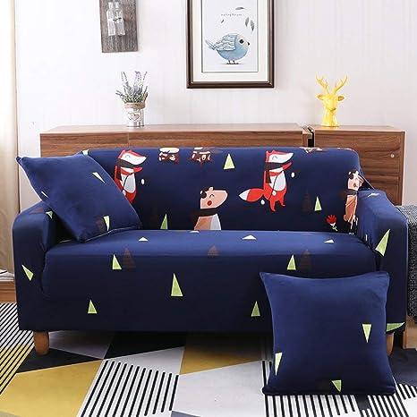 Funda Protectora para sofá de poliéster, 1 Pieza, Funda para ...