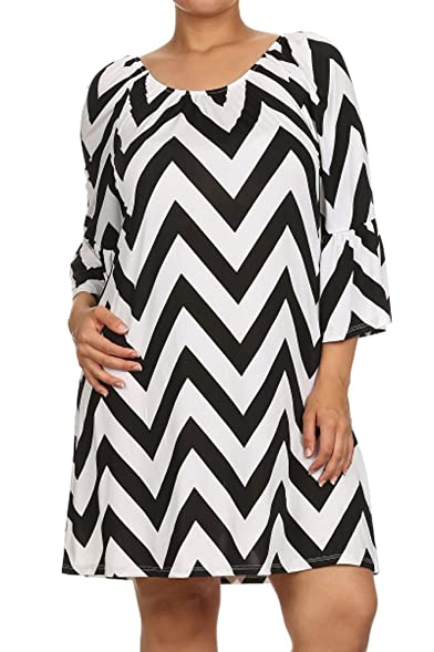 Trendyfriday Womens Plus Size Trendy Shift Dresses Free Shipping At