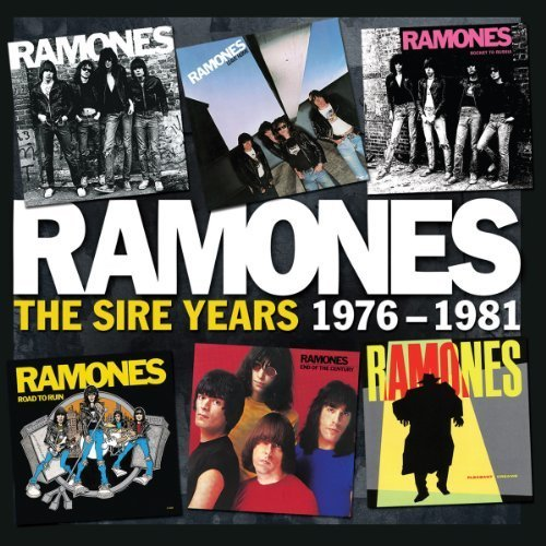 The Sire Years 1976-1981 by The Ramones Box set edition (2013) Audio CD