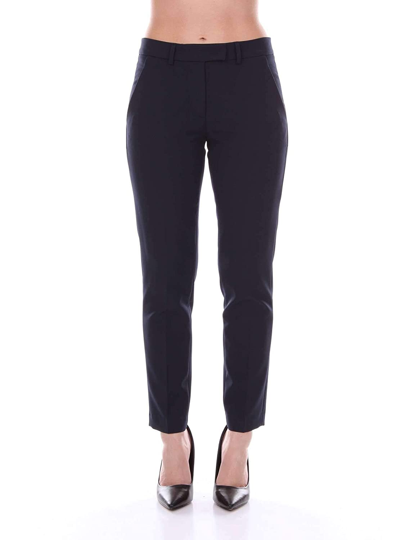 Diana Zini Women's 012234311328blueNAVY bluee Polyester Pants