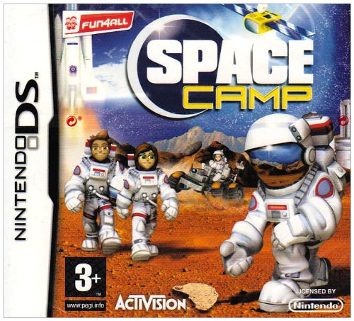 Space Camp - Nintendo DS