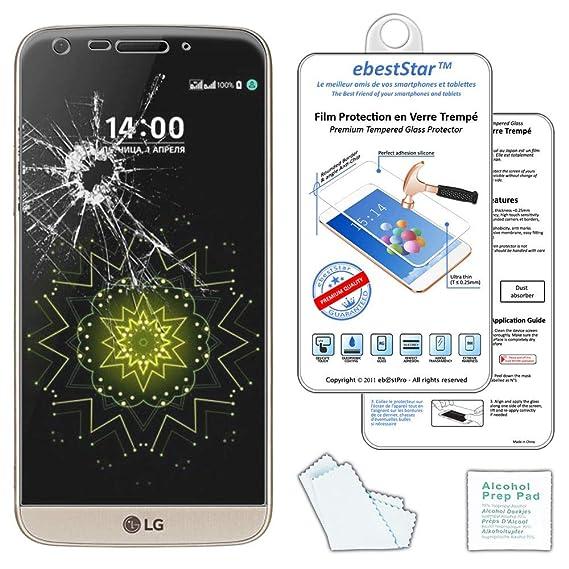 ebestStar - Cristal Templado Compatible con LG G5 H850 Dual/SE ...