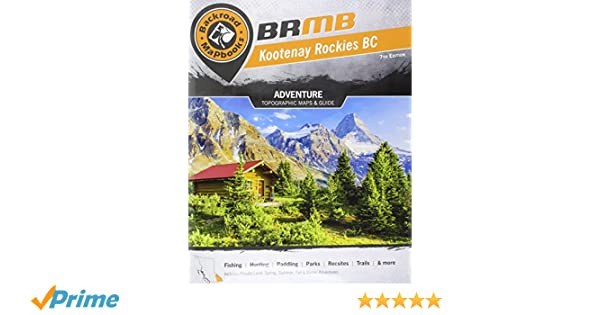 Kootenay rockies backroad mapbooks russell wesley mussio kootenay rockies backroad mapbooks russell wesley mussio mussio ventures 9781897225721 amazon books fandeluxe Image collections