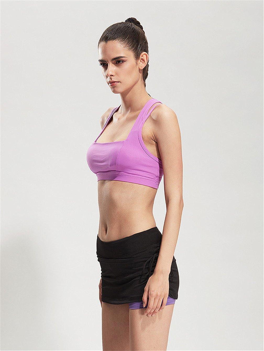 DOLINXH Sport Bra Top Fitness Women Sport Bra Top Sport Yoga ...