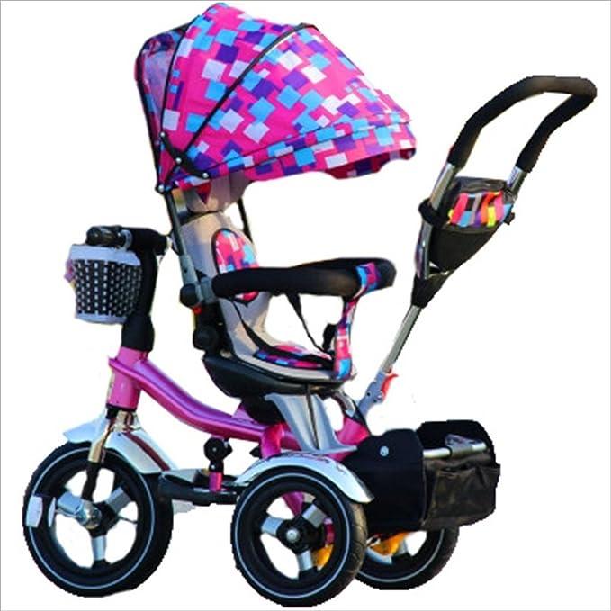 Strollers DD Bicicleta Infantil para Interior y Exterior, Pequeña ...