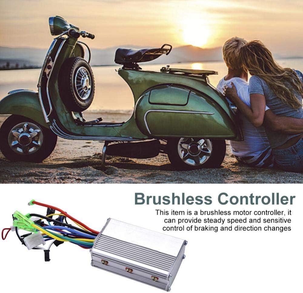 Contrôleur pour E-bike Electric Bike Scooter 24V 250W 13A sans brosse