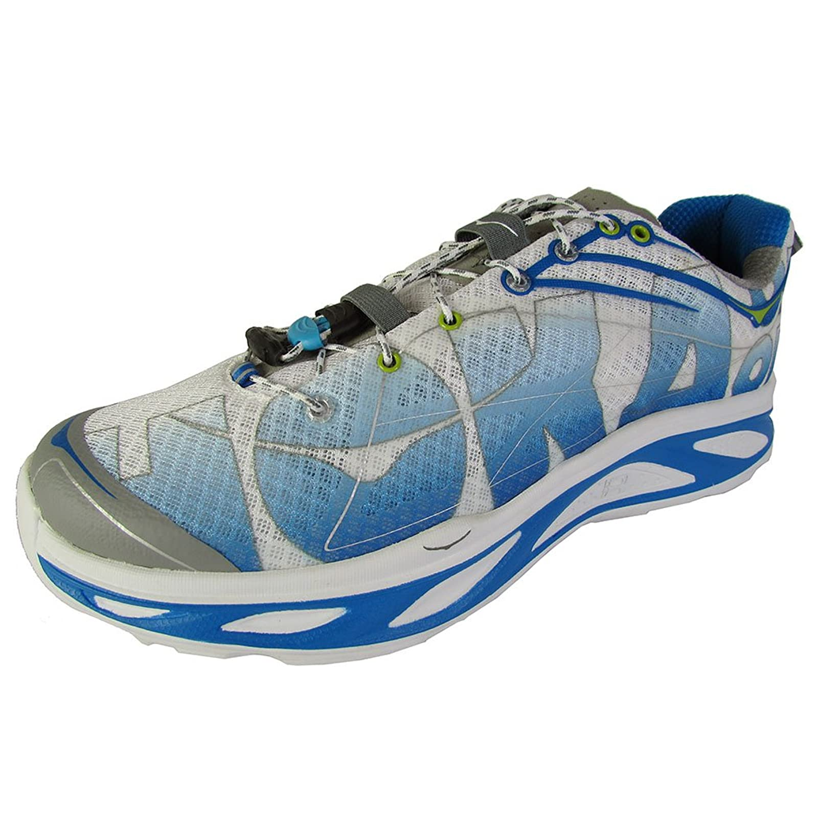 HOKA ONE ONE Mens Huaka Running Sneaker Shoe 8 M US - 1