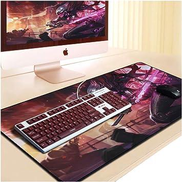 NBPRO Alfombrilla de ratón Grande 900x400mm teclados de ...