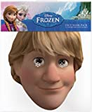 Official Disney Kristoff from Frozen Card Face Mask