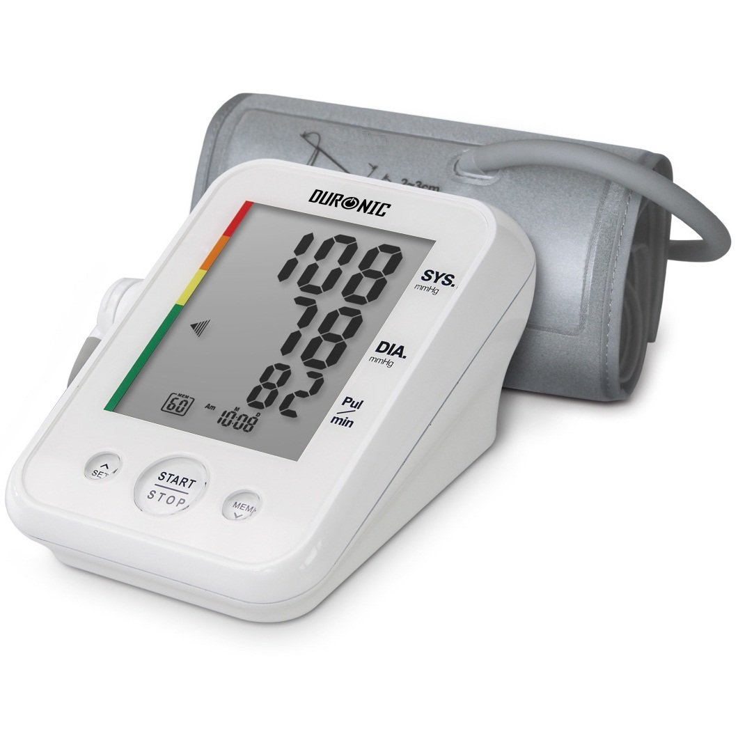 Duronic BPM150 Intelligent Medically Certified Fully Automatic Upper Arm Blood Pressure Monitor