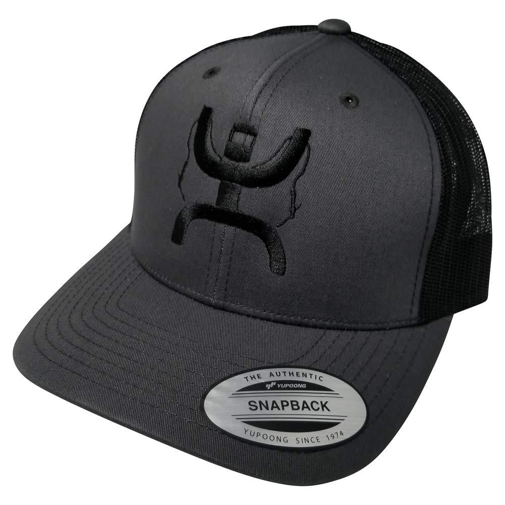 e22dfbfb Amazon.com: Yupoong Hooey Oil Field Life Snapback Cap, Custom Trucker hat  for Men and Women: Clothing