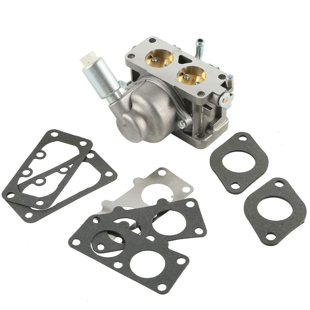 FidgetKute for Briggs & Stratton 791230 Manual Choke Carburetor Replaces 699709 499804