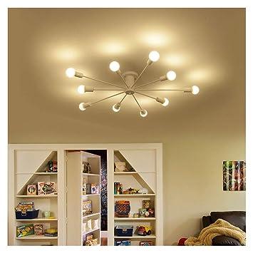 WUYAO Luces colgantes Accesorios de iluminación Lámparas de ...
