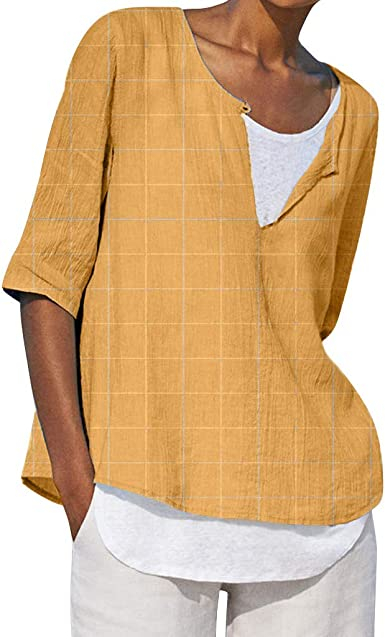 Camiseta de Manga Corta para Mujer con Altavoz, Estilo étnico ...