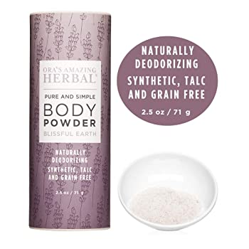 Natural Body Powder