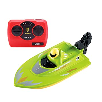 Egoelife 35 MHZ High Speed Remote Control Electric Toy Boat Racing RC Motor  Boat