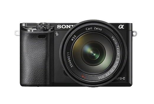 258 opinioni per Sony Alpha 6000Z Fotocamera Digitale Compatta, Obiettivo Intercambiabile,