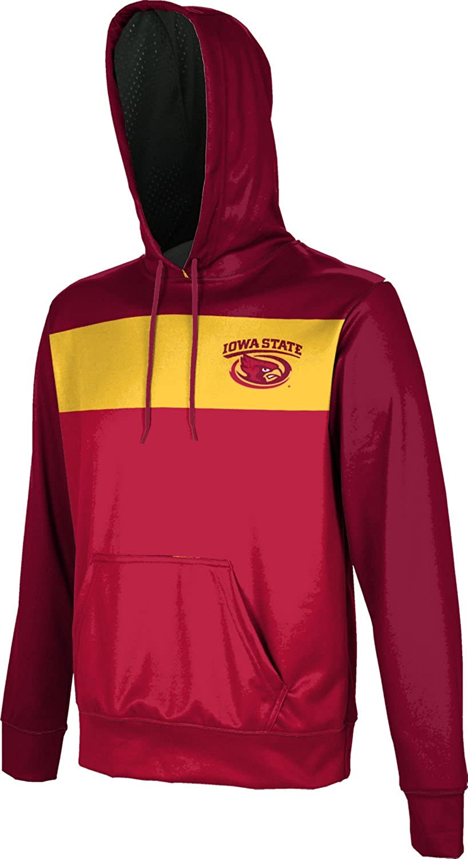 Iowa State University Mens Pullover Hoodie School Spirit Sweatshirt Prime