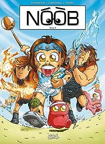 Noob, tome 5 : La Coupe du Fluxball par Fournier