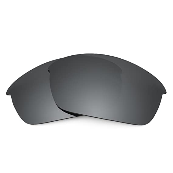 02a442dda4d Revant Replacement Lenses for Oakley Flak Jacket Black Chrome  MirrorShield®  Amazon.co.uk  Clothing
